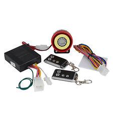 Moto Honda Remote Control Engine Start Anti-theft Security Alarm System 12V