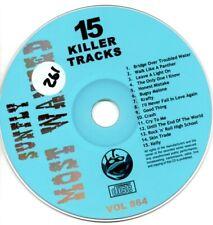 Sunfly Most Wanted 864 15 Massive Hits CDG Karaoke SMW864