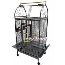 [Clearance] 160cm VEBO Open-top Metal-tube Bird Cage
