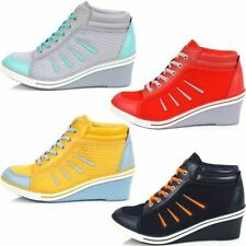 Low (3/4 in. to 1 1/2 in.) Wedge Synthetic Casual Heels for Women
