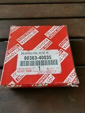 New genuine toyota bearing 90363-40035 GENUINE