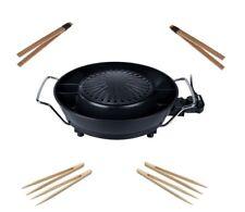 Korea Grill + Zubehör 1800W multifunktionales koreanisches Grill-Set Hot Pot