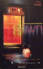 Down *  Kult  Thriller * James Marshall * Dick Maas * Naomi Watts * Top Hit !!!