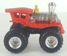 Hot Wheels 1:64 Scale Monster Jam Trucks Derailed VHTF RARE Nice Gift K3