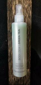 Pure Romance Body Dew Silky Body Oil ~ Green Tea Scent ~ NEW Popular Scent