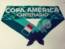 New USA 2016 Copa America Centenario Scarf MEXICO New with Tags!