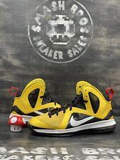 Nike LeBron 9 P.S. Elite Taxi 2012 Size 12 516958-700 Yellow Black White Red OG