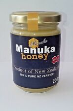 Manuka Manukahonig Manuka Honey Blend MGO 420+ 200g  *100% NZ VERIFIED*