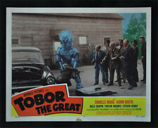 TOBOR THE GREAT ORIGINAL VINTAGE MOVIE POSTER LOBBY CARD #7