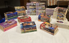 HUGE Lot of 76 Vintage Harlequin Silhouette Romance Books Novels