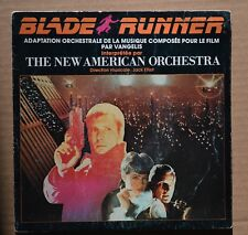 45t OST Blade Runner - The New American Orchestra