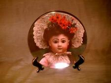 The Doll Collection of Old French Dolls Plate 1979 Bebe Phoenix-Seeley No. 0776