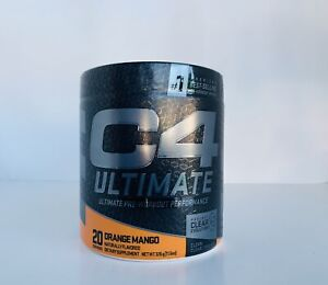 Cellucor C4 Ultimate Pre-Workout Orange Mango 326 grams
