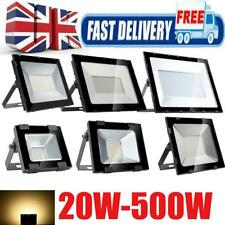 LED Flood Light Floodlight Floodlights 500W 200W 100W 50W 20W Lights Lamp Warm