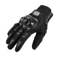 Half, Full Finger Gloves Cycling Gloves Anti-skid Racing Motorcycle Gloves