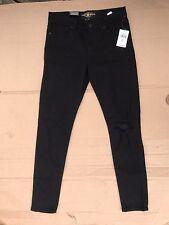 lucky brand brooke skinny jeans blaine Destructed stretch size 6/28 28 ankle