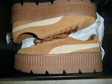 WOMENS PUMA FENTY CLEATED CREEPER SNEAKERS - US 8 UK 5.5 EUR 38.5 24.5CM - NEW