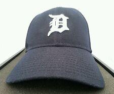 "Detroit Tigers Hat New Era Cap Hook & Loop Back One Size Fits Most ""Tigers""/Back"