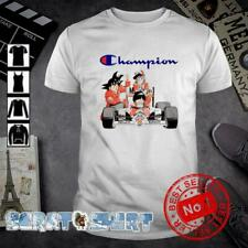 McLaren Sponsored by Dragon Ball Champion shirt