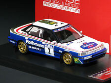 Rothmans Logos Applied - Subaru Legacy RS #2 1991 Manx Rally -- HPI #8270 1/43
