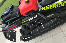 Ski-Doo LinQ 154+ Snowmobile Rack, Slim tunnel bag Rack, Tunnel Bag Rack