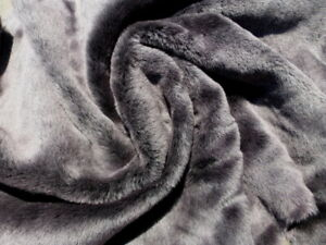 sheepskin shearling leather hide Bordeaux Wine Silky Hair w/Burgundy Nubuck back