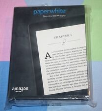 BRAND NEW Amazon Kindle Paperwhite (7th Generation) 4GB, Wi-Fi, 6in - Black