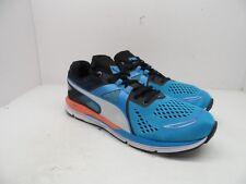 Puma Men's Speed 600 Ignite Athletic Shoe Atomic Blue/Asphalt/Puma Silver 12M