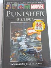 1x Offizielle Marvel Comic Sammlung Nr. 8 - PUNISHER Blutspur - NEU