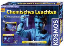 Kosmos Chemiesches Leuchten Experimentierkasten Chemie 644895 64489 Neu & Ovp