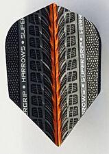 Harrows SuperGrip Orange Standard Dart Flight