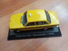 IXO ALTAYA 1/43 - VOLVO 144 STOCKHOLM 1970 TAXI DIECAST MODEL CAR