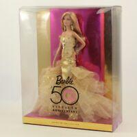 Mattel - Barbie Doll - 2008 50th Anniversary Barbie *NON-MINT BOX*
