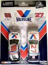 CALE YARBOROUGH #27 VALVOLINE 1982 BUICK & DALE JR RETRO VALVOLINE 2 PACK 1/64