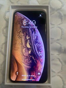Apple iPhone XS  - 64GB - Space Gray (ATT Only)