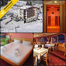 4 Tage HP für 2 im Zillertal Tirol Hotel Hubertus inkl. Skipass  Reisegutschein