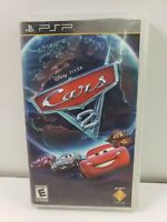 Disney Pixar Cars 2 Game  (Sony PSP) Play Station Portable Complete