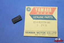 YAMAHA DT1 RT1 AT1 CT1 TRIP METER KNOB WITH SCREW OEM #214-83578-00