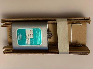 Ametek PANALARM ACS82-125D 8-Pin Plug-In Relay 125VDC 5VA NOS