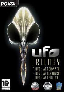 UFO: Trilogy (PC, DVD)