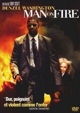 Man On Fire (Denzel Washington) - DVD