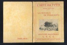 Sergio Ortolani - La scuola di Posillipo Istituto Luce 1934  R