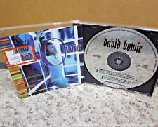 DAVID BOWIE Pretty Things Going To Hell & Thursday's Child rare remixes 1999 CD