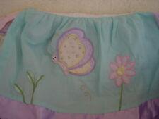 Baby Nursery Bedding Bedskirt KidsLine Gossamer Wings