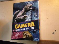 DVD Box--Gamera Monster Box 1965-1980 - --8 DVD--Neu