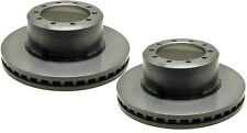 Bendix PRT1455 1 Pair Front and/or Rear Brake Discs 88-97 Ford F Super Duty