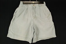 Vintage Patagonia Cotton Hiking Shorts Womens 10 Olive Forest Military Green