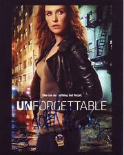 POPPY MONTGOMERY Signed UNFORGETTABLE Photo w/ Hologram COA
