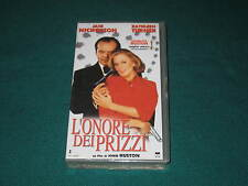 L' onore dei Prizzi Regia di John Huston videocassetta sigillata