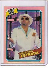 WWE Heritage III Chrome Trading Card Armando Estrada # 26 - Refractor